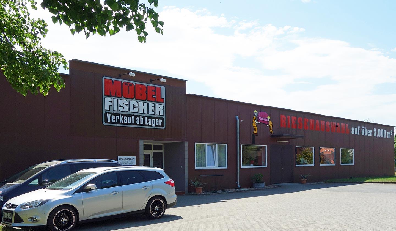 M bel fischer m bel ab lager in neuhardenberg for Mobel fischer